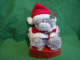 Me To You Tatty Teddy 6inch bear.. dressed as santa..holly..christmas